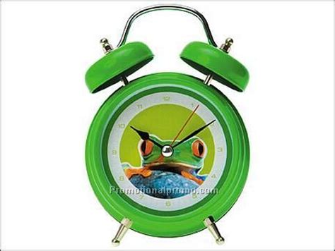 alarm clock animal sound frog china wholesale aca56704