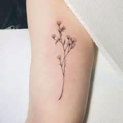 small flower tattoo design tattoo shortlist