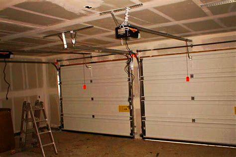 garage garage door opener installation service home