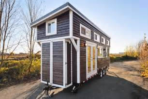 Tiny Living Homes by Custom Tiny Living Home 1