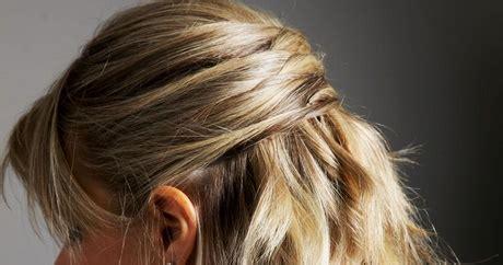 como colocar la cinta en los peinados de nia pelo medio recogido