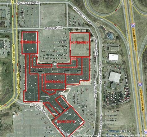 layout of crossgates mall labelscar the retail history blogclifton park center