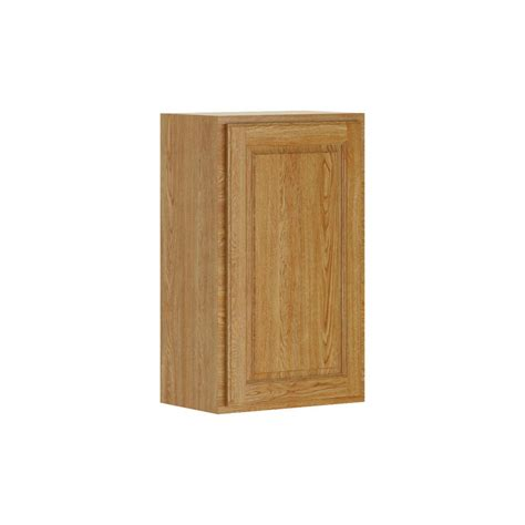 36x12x12 in wall cabinet in unfinished oak w3612ohd the hton bay 36x12x12 in hton wall cabinet in medium