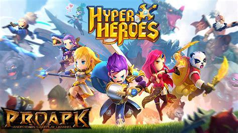 tempat download game mod terbaru download game hyper heroes v 1 0 6 4 1011 apk mod data