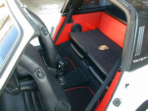 911 Interior Restoration by Pelican Technical Article Carpet Install