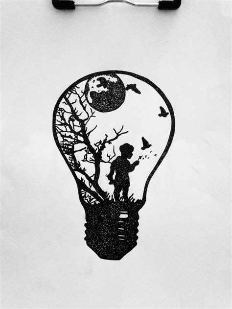 small boys tattoos best 25 lightbulb ideas on light bulb