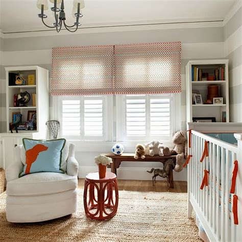 window treatments for nursery room tips on using room shutters
