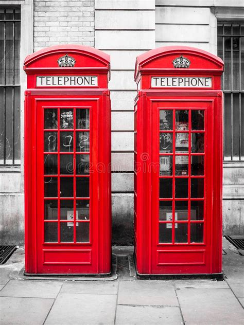 cabine telefoniche inglesi cabine telefoniche rosse tradizionali a londra