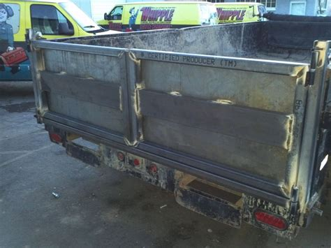the dump beds dump truck bed hinges awesome vulcan dump truck scale