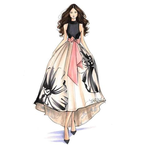 fashion illustration painting best 25 dress sketches ideas on fashion drawing dresses fashion design drawings