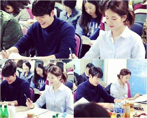 film drama korea terbaru saat ini mengintip kemesraan kim wo bin dan suzy miss a saat