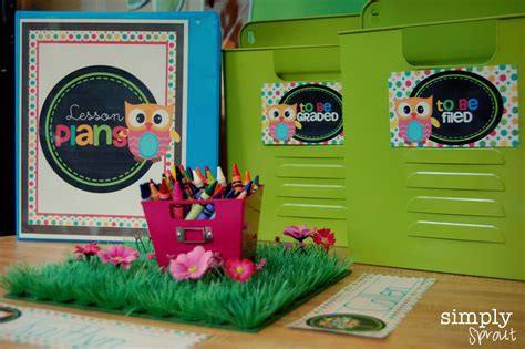 cute themes for school teachers head back to school in style with cute classroom