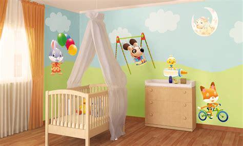 adesivi per armadi bambini stickers murali bambini cameretta cuccioli giocherelloni