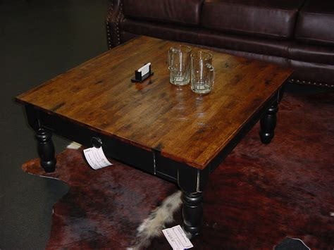 3 x 3 cave coffee table just tables
