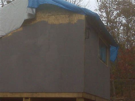 painting osb for exterior use my 12x14 small cabin forum