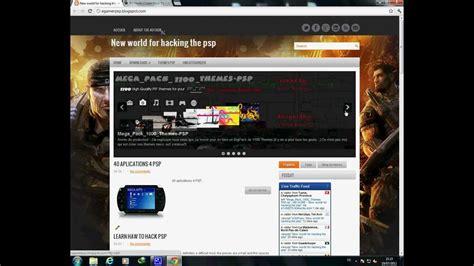 themes psp pack mega pack 1000 themes psp download youtube