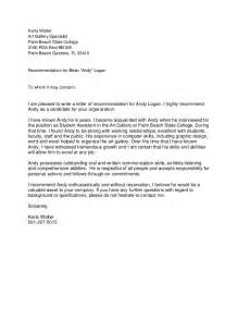 Generic Cover Letter For Teachers by Generic Letter Of Recommendation Crna Cover Letter