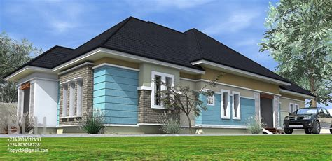 bungalow bedroom architectural designs by blacklakehouse 4 bedroom bungalow