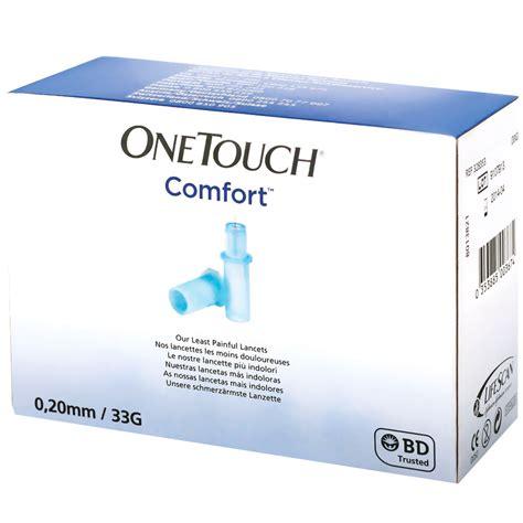 comfort one onetouch 174 comfort lanzetten shop apotheke com