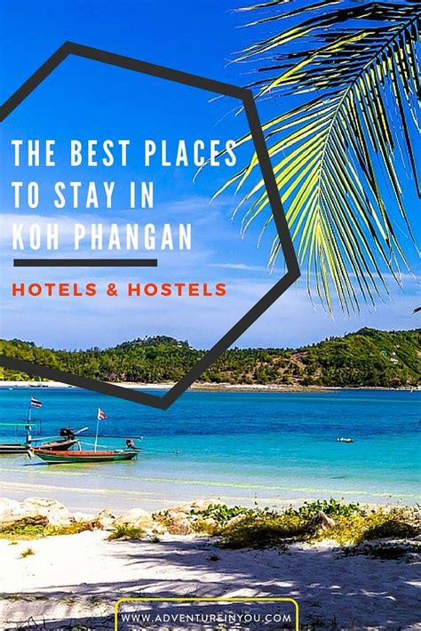 koh phangan best place to stay best places to stay in koh phangan thailand beautiful