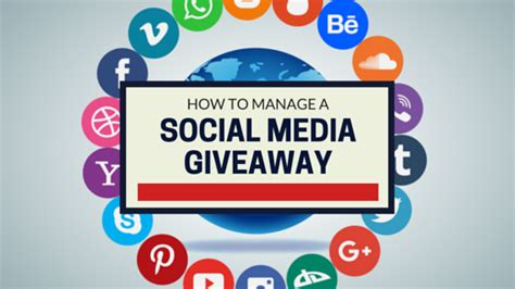 Best Social Media Giveaways - the best ways for agricultural businesses to use social media for a giveaway media
