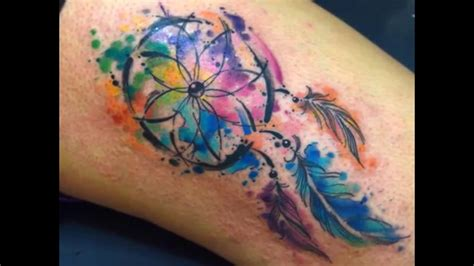 watercolor tattoo javi wolf javi wolf watercolor tatuajes para