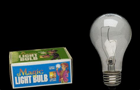 Magic Light Bulb by Magic Light Bulb Each