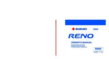 free download 2006 suzuki reno repair manual 2007 suzuki reno problems online manuals and repair download 2008 suzuki reno owner s manual pdf 226 pages