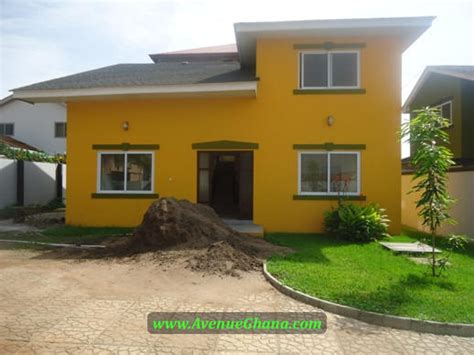 The Living Room East Legon 4 Bedroom House For Sale In Adjiringanor East Legon Accra