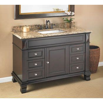 vanities for bathrooms costco costco marshall 48 single sink vanity by mission