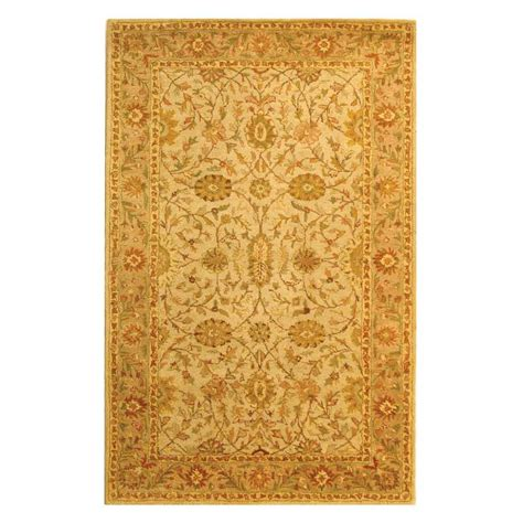 lowes runner rugs safavieh at17a 2 antiquities runner ivory lowe s canada