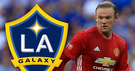 The Turn Out For The The La Galaxy Vs Chelsea Fc Match by La Galaxy Could Out Of Favour Wayne Rooney A