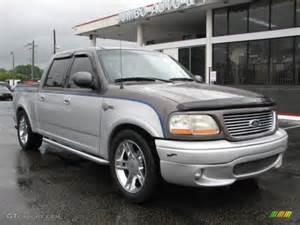 2002 ford f150 harley davidson supercrew dark shadow grey metallic