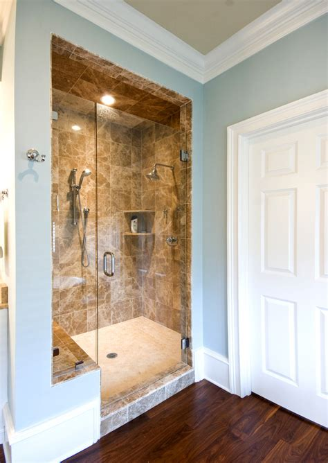 Bathroom Shower Stall Ideas Shower Stall Ideas Spaces Traditional With Frameless Shower Doors Heavy Beeyoutifullife