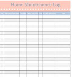 Managers Of Their Homes Template