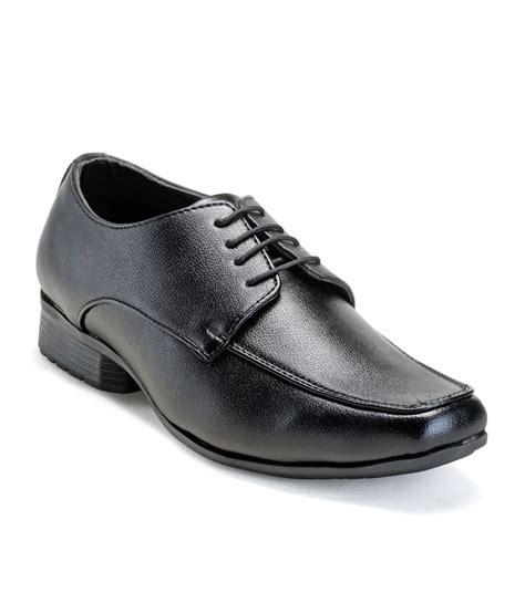 randier black office wear formal shoes price in india buy