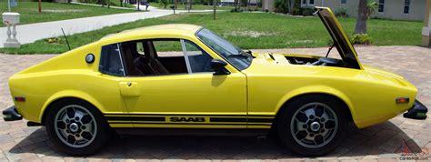 classic saab 1974 saab sonett iii vintage classic sports car