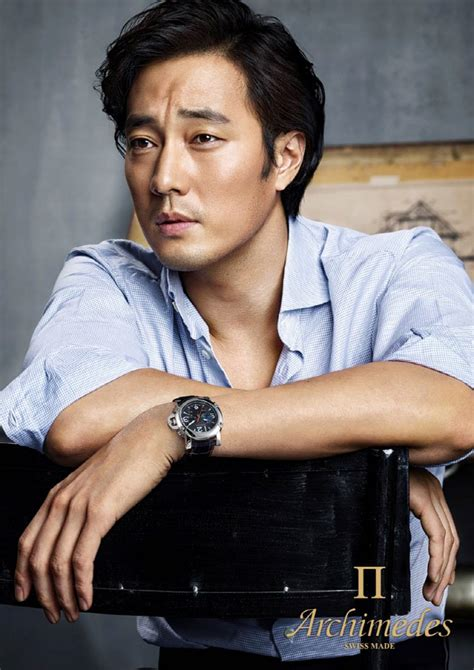 so ji sub email so ji sub just gets better with age in new caign for