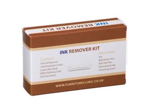 leather ink remover remove ink from leather furniture
