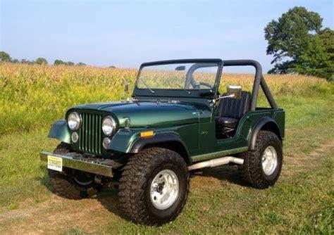 1974 Jeep Cj5 1974 Jeep Cj5