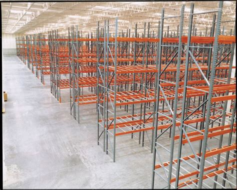 warehouse rack com pallet rack uprights and beams