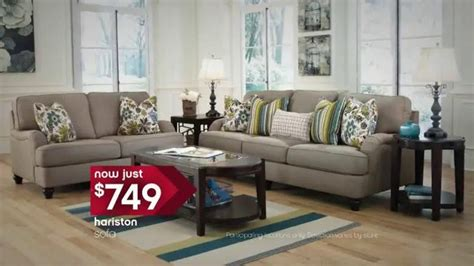 ashley furniture stars  stripes event tv commercial