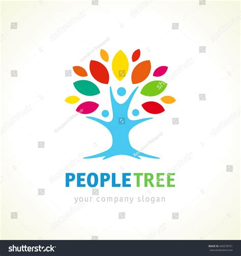 Unity Logo Communication Logo People Unity Logo Communication Logo Eco Stock Vector 436578751 Shutterstock