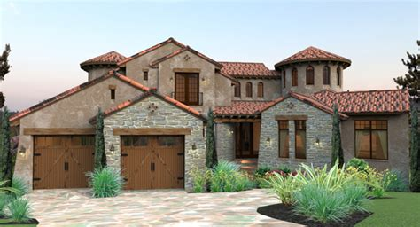 mediterranean house plans with photos mediterranean house plans style exterior design by thd