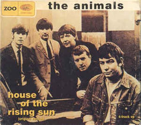 house of the rising sun cover the animals house of the rising sun ep cd at discogs