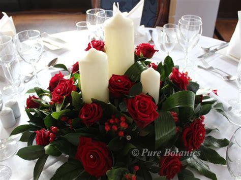 wedding table flower decorations uk wedding table flowers botanics