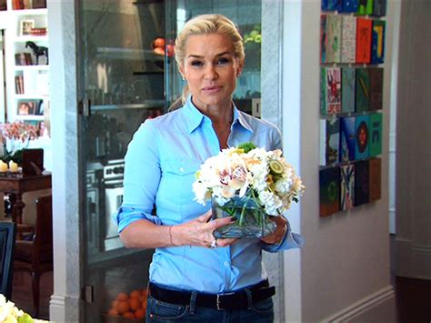 yolanda fosters collage art how to be a housewife with yolanda foster the daily dish