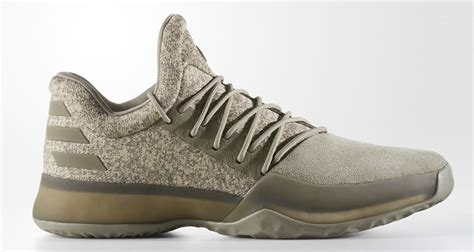 harden shoe adidas harden vol 1 quot cargo quot available now kicks