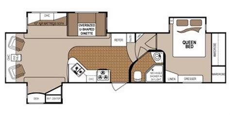 denali 5th wheel floor plans 2011 denali fifth wheel series m 320rls specs and standard