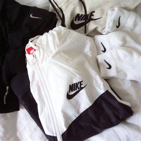 Zipper Hoodie Nike Swag Hitam nike zip up hoodie black and white gray cardigan sweater